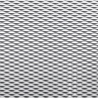 Rustfri AN5 Sparkeplade til glasfiberdøre