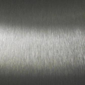 Rustfri sparkeplade til glasfiberdøre