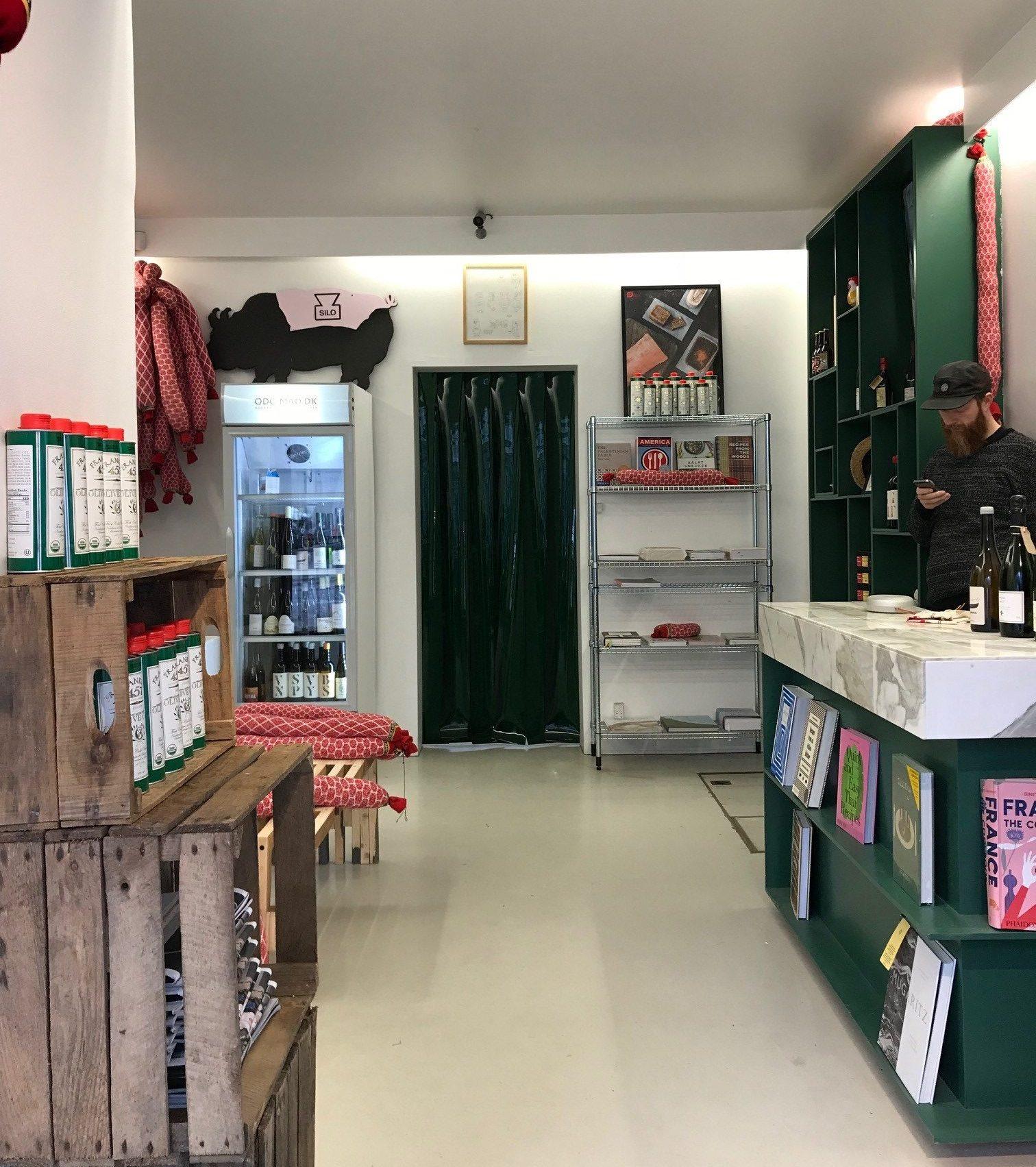 PVC Truckgardin til butik og forretning