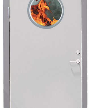 EI30 Branddør til vådrum